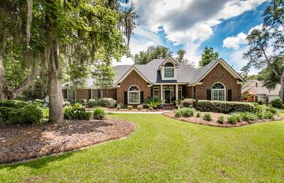 Valdosta Single Family Home For Sale: 4708 Woodland Point