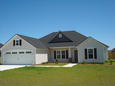 Valdosta Single Family Home For Sale: 3956 Medieval Court