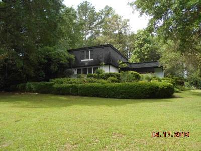 Single Family Home For Sale: 2201 Riverside Drive