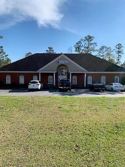 Hahira, Valdosta Commercial For Sale: 814 Northwood Park Drive