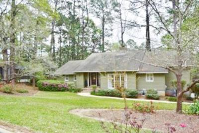 Berrien County, Brooks County, Cook County, Lanier County, Lowndes County Single Family Home For Sale: 2124 Northwood Circle