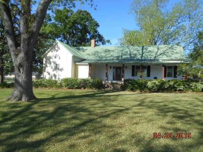 Lowndes County Single Family Home For Sale: 4233 N Coleman Road
