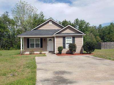 Berrien County, Brooks County, Cook County, Lanier County, Lowndes County Single Family Home For Sale: 1541 San Bernardino Way