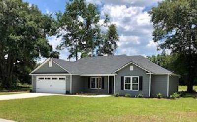 Single Family Home For Sale: 4535 Brice Bend