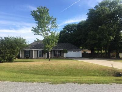 Berrien County, Brooks County, Cook County, Lanier County, Lowndes County Single Family Home For Sale: 86 Eleanor Pl