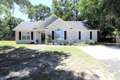 Lowndes County Single Family Home For Sale: 4868 Pikes Pond Road