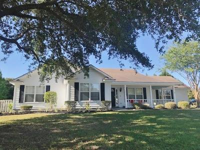 Lowndes County Single Family Home For Sale: 4000 Conway Circle
