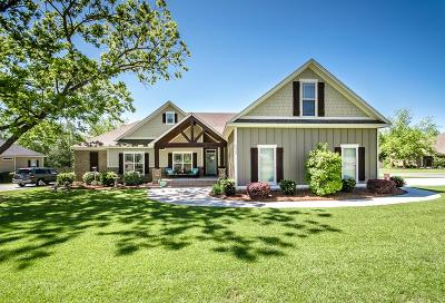 Berrien County, Brooks County, Cook County, Lanier County, Lowndes County Single Family Home For Sale: 4537 Kiowa Lane