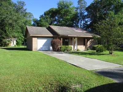 Berrien County, Brooks County, Cook County, Lanier County, Lowndes County Single Family Home For Sale: 2707 Thomas St.