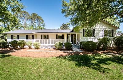 Valdosta GA Single Family Home For Sale: $162,900