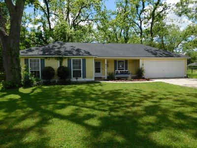 Lowndes County Single Family Home For Sale: 3841 Brookfield Drive