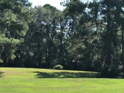 Berrien County, Lanier County, Lowndes County Residential Lots & Land For Sale: Lt 3 W Buena Vista Circle