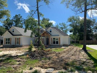 Single Family Home For Sale: 3509 Knights Mill Drive