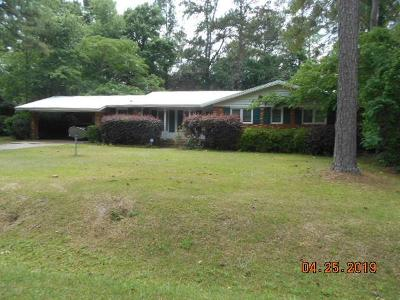 Single Family Home For Sale: 2312 Azalea Drive