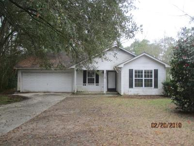 Berrien County, Brooks County, Cook County, Lanier County, Lowndes County Single Family Home For Sale: 903 Wilson Avenue