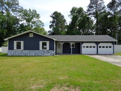 Lowndes County Single Family Home For Sale: 3928 Greenridge Road