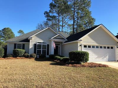 Single Family Home For Sale: 3907 Applecross Rd