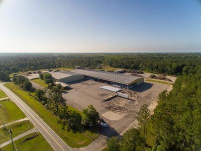 Hahira, Valdosta Commercial For Sale: 4236 Hickory Grove Road