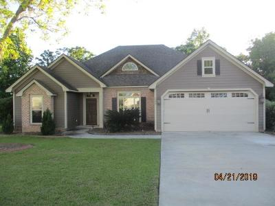 Hahira Single Family Home For Sale: 4597 Amelia Circle