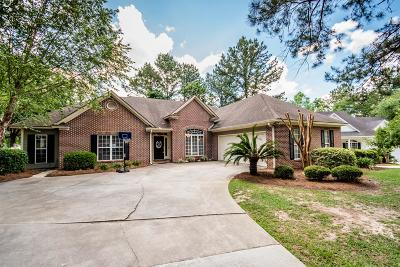 Valdosta Single Family Home For Sale: 4461 Huntington Pointe