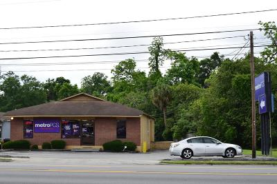 Hahira, Valdosta Commercial For Sale: 610 N Ashley St.