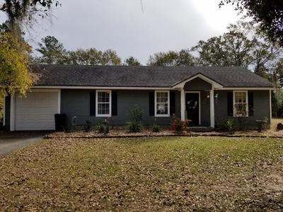 Lowndes County Single Family Home For Sale: 3936 Cobblestone Way
