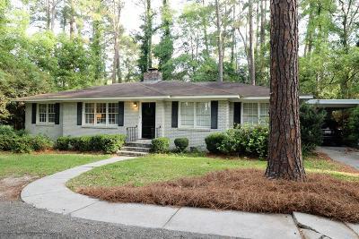 Valdosta Single Family Home For Sale: 1016 W Alden Ave