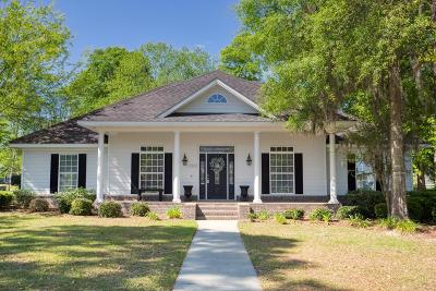 Valdosta Single Family Home For Sale: 1301 Winding Ridge Circle
