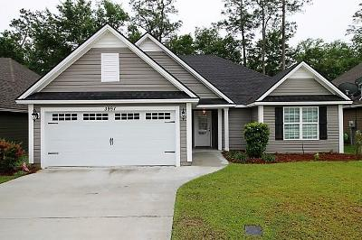 Lowndes County Single Family Home For Sale: 3997 Nelson Hill Place