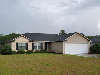 Lowndes County Single Family Home For Sale: 4698 N Custer Dr