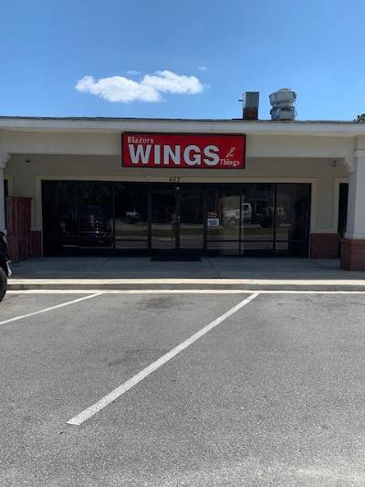 Lowndes County Commercial Lease For Lease: 607 Baytree Road