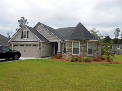 Valdosta Single Family Home For Sale: 3527 Walstine Lane