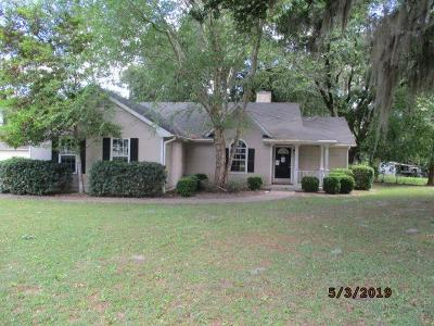 Lowndes County Single Family Home For Sale: 3940 Nicole Ln