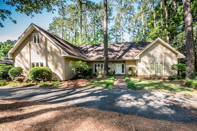 Single Family Home For Sale: 3310 Plantation Drive