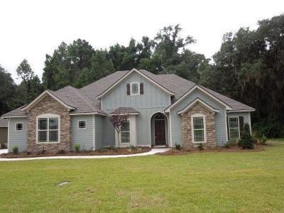 Valdosta Single Family Home For Sale: 4720 San Saba Drive
