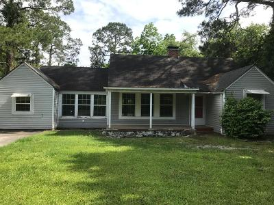Berrien County, Brooks County, Cook County, Lanier County, Lowndes County Single Family Home For Sale: 304 E Central Avenue