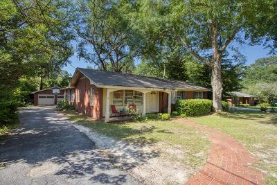 Single Family Home For Sale: 1209 McRee Dr