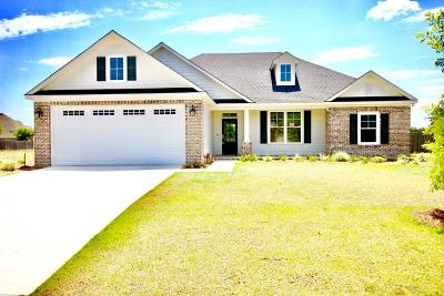 Valdosta Single Family Home For Sale: 4040 Cane Mill Circle