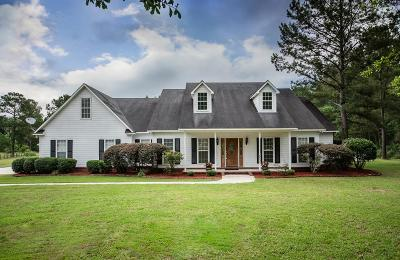 Berrien County, Brooks County, Cook County, Lanier County, Lowndes County Single Family Home For Sale: 5532 Val Del Road