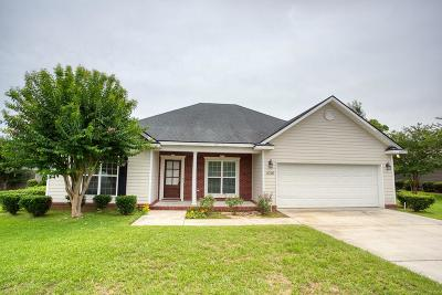 Valdosta Single Family Home For Sale: 4018 Applecross Rd