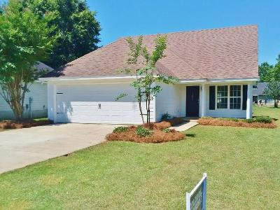 Lowndes County Single Family Home For Sale: 4284 Sonoma Drive