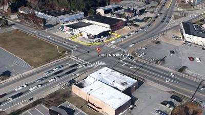Commercial For Sale: 2000 N Ashley St