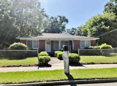 Valdosta Single Family Home For Sale: 306 N Troup Street