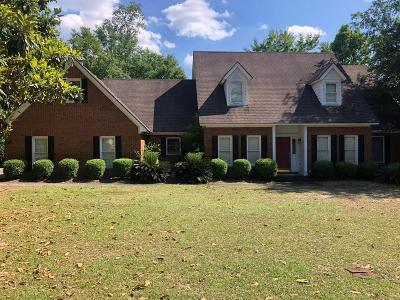 Valdosta Single Family Home For Sale: 405 Hunters Glen