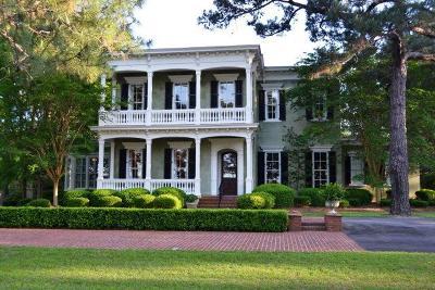 Valdosta GA Single Family Home For Sale: $1,495,000