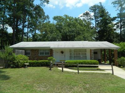 Valdosta Single Family Home For Sale: 2313 Melrose Drive