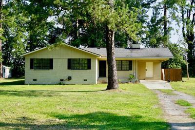 Valdosta Single Family Home For Sale: 4335 Norman Hall Rd