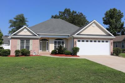 Single Family Home For Sale: 3854 Thoreau Drive