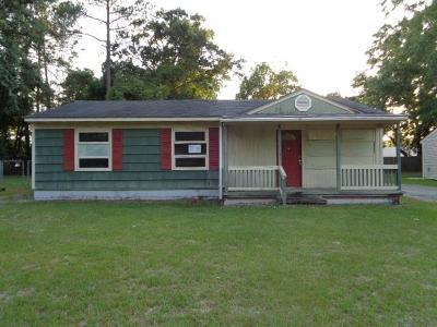 Valdosta Single Family Home For Sale: 1904 N Lee St