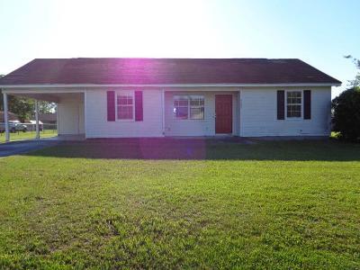 Valdosta Single Family Home For Sale: 3635 Hillway Dr